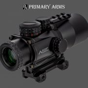 Primary Arms is now shipping new and improved versions of their SLx 3x and 5x prism scopes.