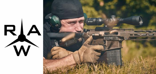 Red Arrow Weapons offers the RAW10, their take on the .308 AR-10.