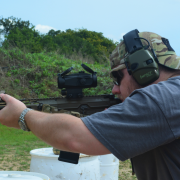 TFB gets hands-on with the Blade and Trihawk prism scopes from Swampfox Optics.