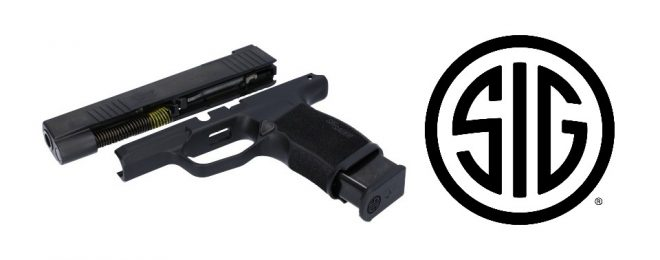 SIG Sauer has introduced an X-Change kit to convert your P365 into a P365XL.