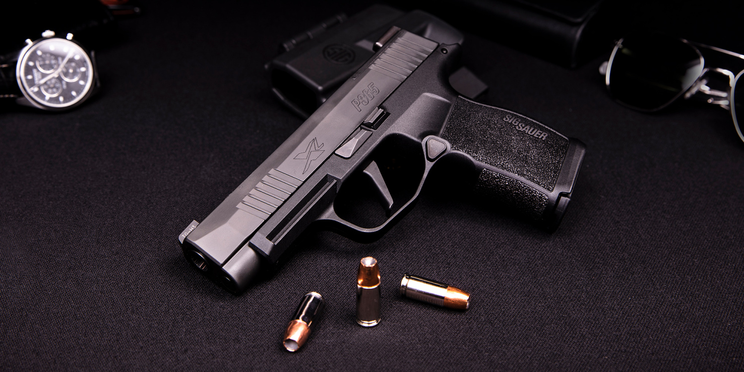 The line's big brother, the P365XL, gave shooters what they liked about the smaller pistol while slightly increasing size and magazine capacity.
