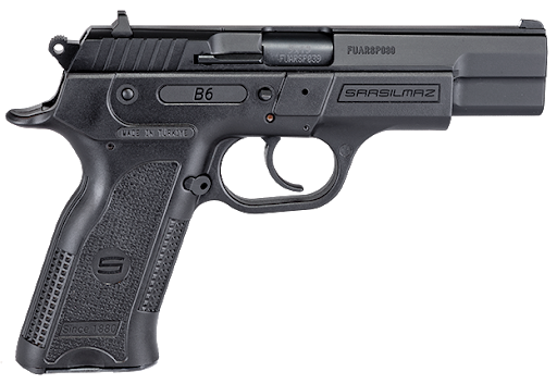 The B6 is the foundation of the company's US-focused polymer pistol line.