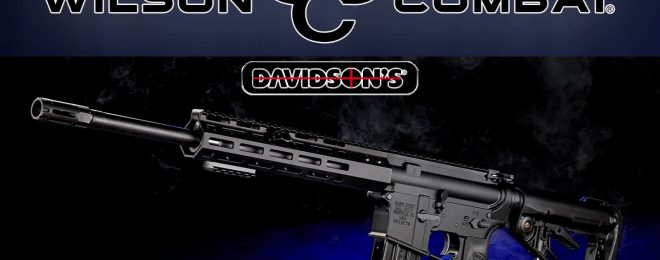 Wilson Combat has teamed up with Davidson's to offer an exclusive carbine, the PPE.