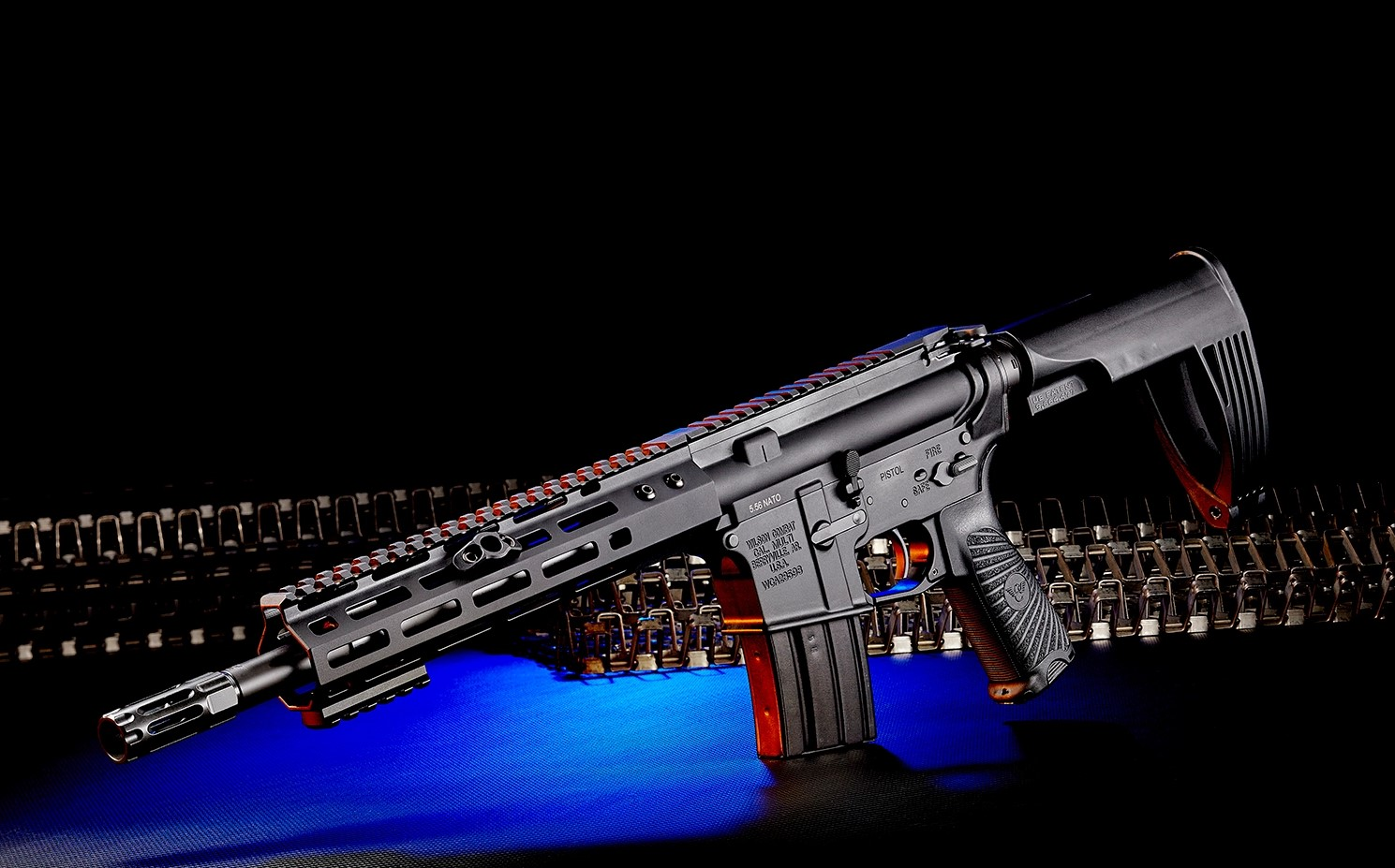 """Davidson's also offers an exclusive pistol version of the PPE AR, featuring an 11.3"""" barrel and a Tailhook brace."""