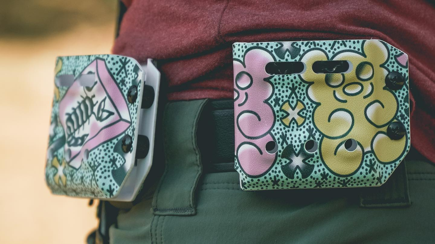 Limited Edition Noveske Kydex Magazine Carriers & Holsters -The Firearm Blog
