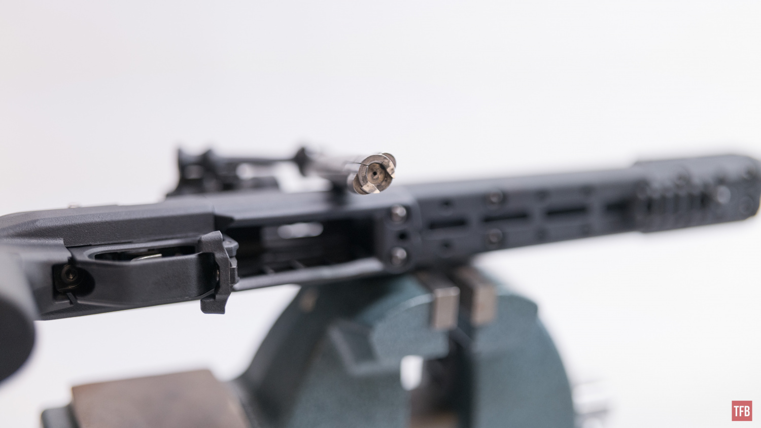 SILENCER SATURDAY #144: 9mm Bolt Action Integral - Curtis Tactical