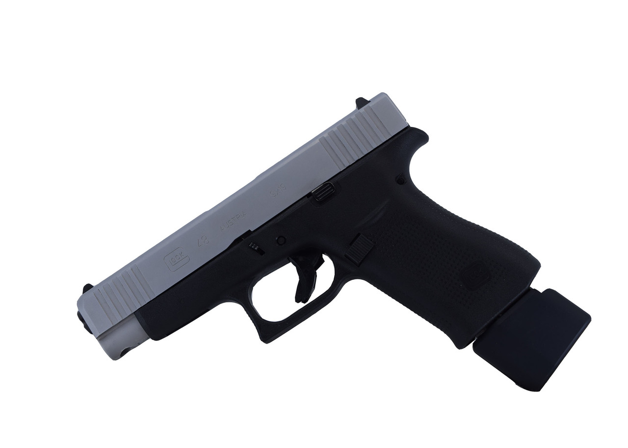 New Glock 48 and 43X Basepads for Shield Arms Magazines from Taran Tactical -The Firearm Blog