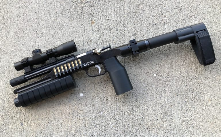 Pistol or Rifle? ATF Sneaking in More Arbitrary Firearms Regulations?