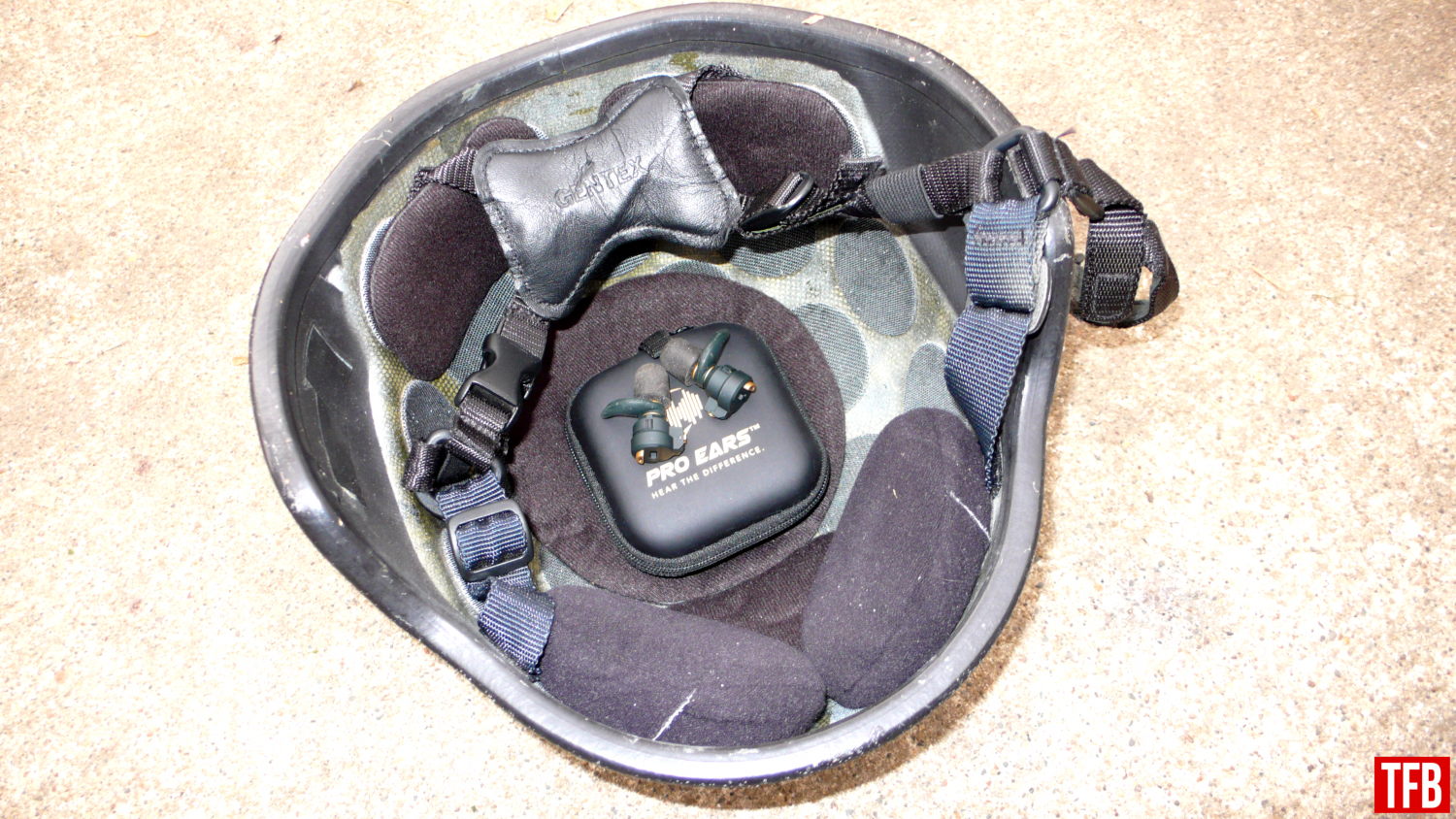 Pro Ears Stealth Elite hearing protection
