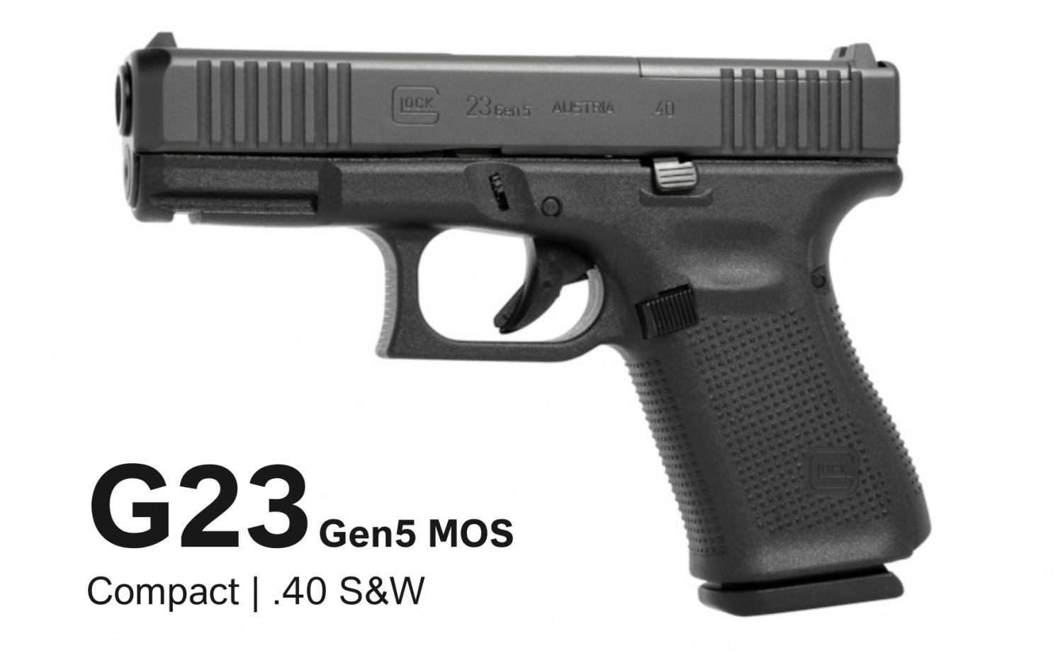 40 Cal Comeback? Gen5 GLOCK G22, G23 And G27 Have Arrived