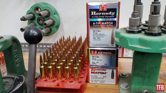 Extreme Accuracy Reloading: Hornady A-Tip