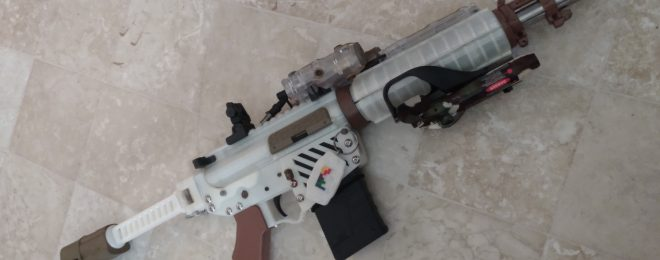 "The Rimfire Report: The ""Ludens"" 3D Printed 22LR Ghost Gun"