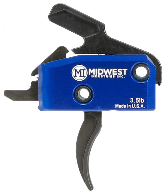 MI-TRIGGER-C Midwest Industries' New AR-15 Drop-In Trigger