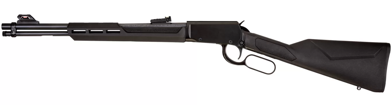 Rossi Rio Bravo .22LR Lever Action Rifle with Polymer Furniture (2)