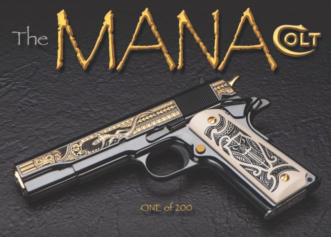 Introducing The Mana Collectors 1911 from SK Customs