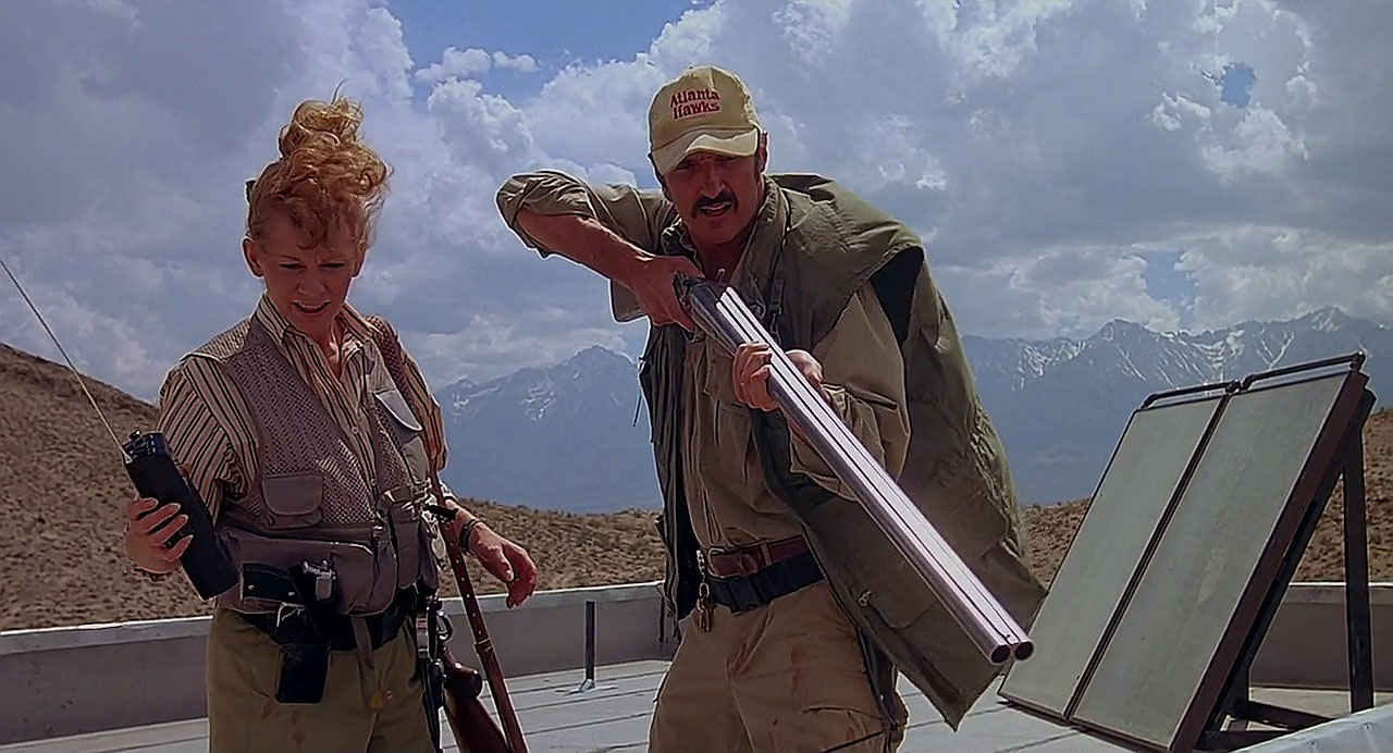 """If the current ammunition shortages don't improve soon, we'll all be able to identify with Gummer's Tremors 2 post-ambush lamentation, """"I am COMPLETELY out of ammo... that's never happened to me before."""""""