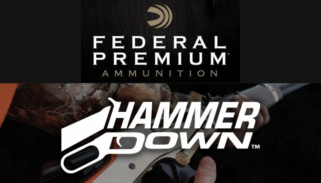 Federal's new HammerDown ammo, optimized for lever-actions, is now shipping.