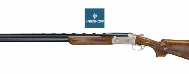 Krieghoff has announced a new version of their K-80 shotgun, the Parcours-X.