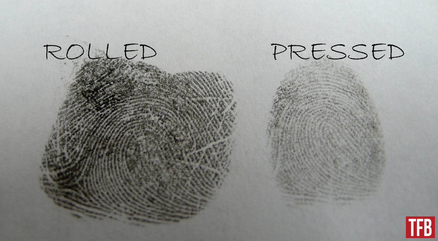 how to fingerprint yourself