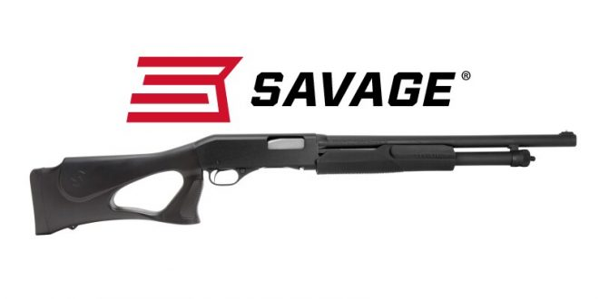 Savage has added some thumbhole models to their shotgun offerings.