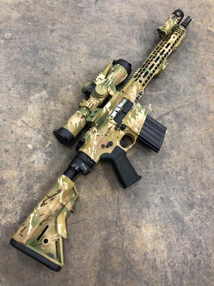 You can have your SOLGW blaster in mild or wild flavors, depending on your needs, budget, and preferences.