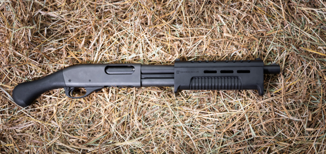 The New Raptor F1 Shotgun Forend From Shockwave Technologies