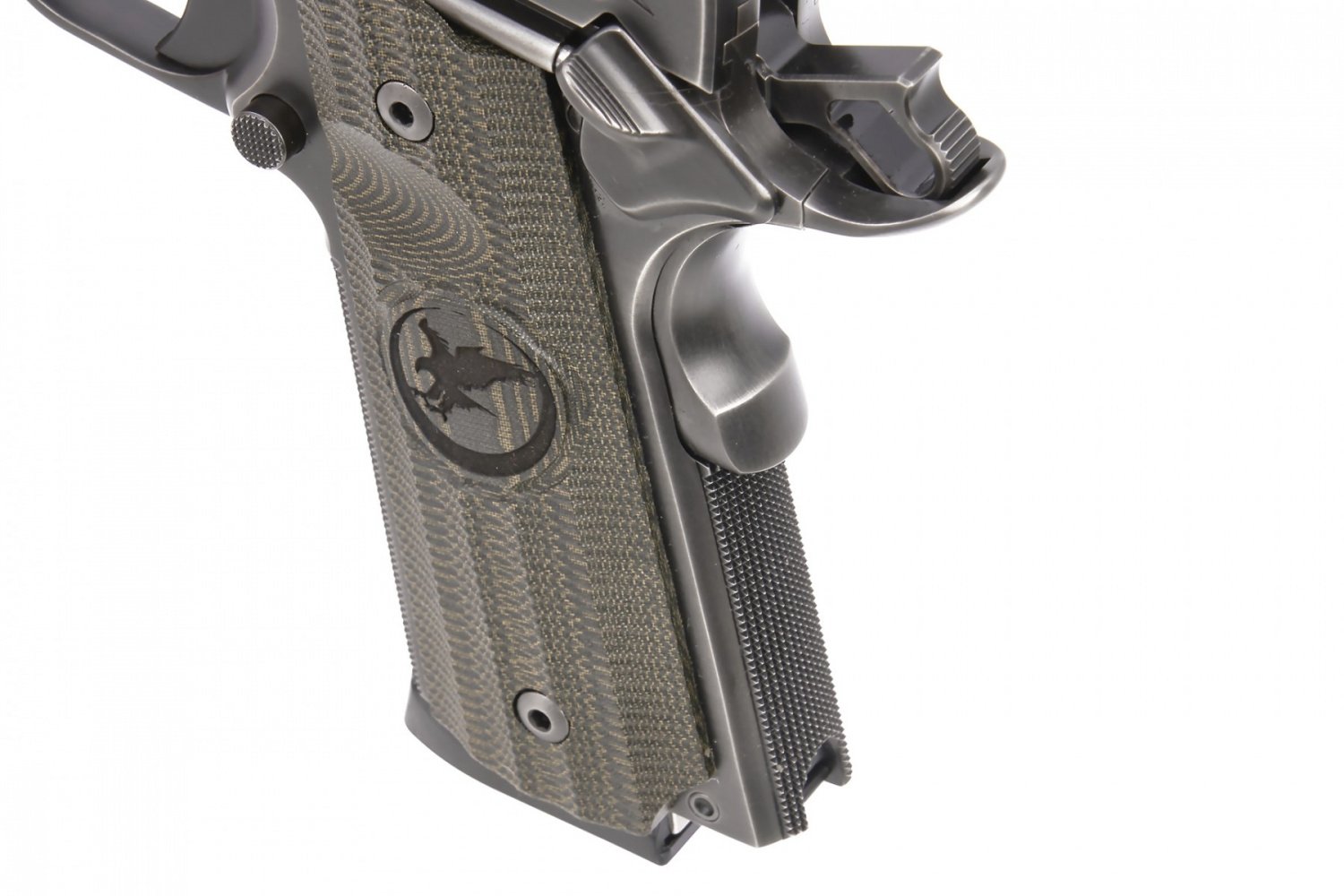 The Thunder Ranch Combat Special by Nighthawk Custom