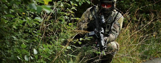 POTD: Norwegian Special Operation Commandos (FSK)