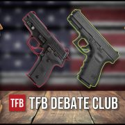 TFB DEBATE CLUB: Striker-Fired Pistols Vs Hammer-Fired Pistols