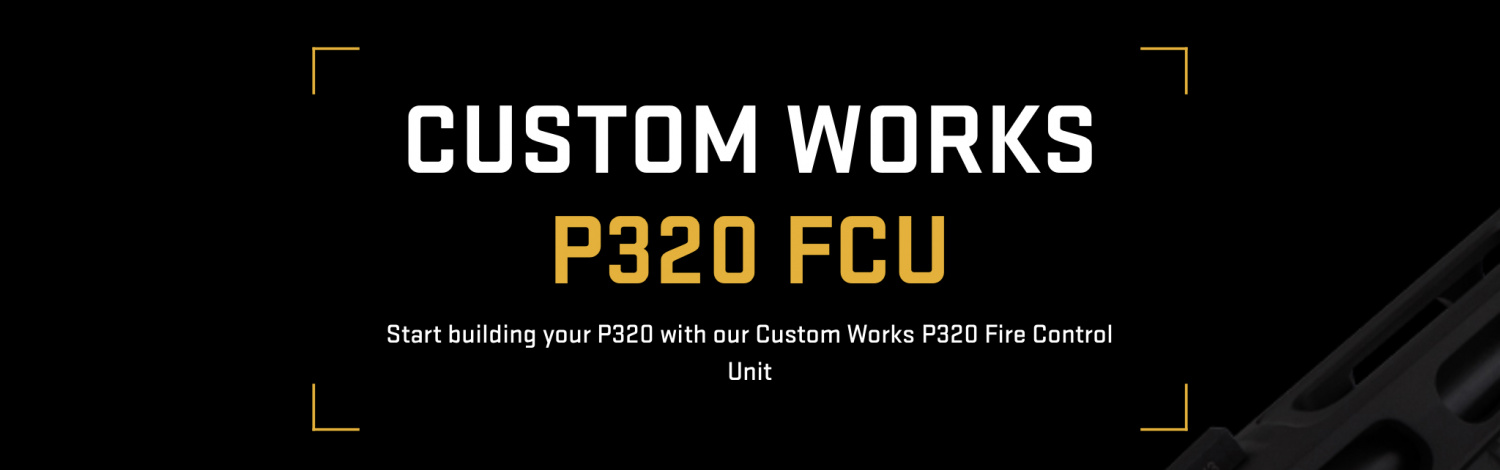 The New SIG P320 Custom Works P320 Studio Configurator
