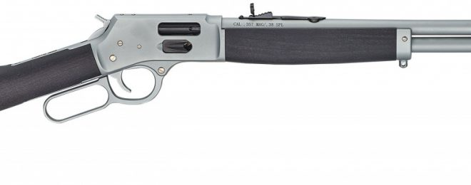 NEW Henry Rifles: More Models With Side Loading Gates