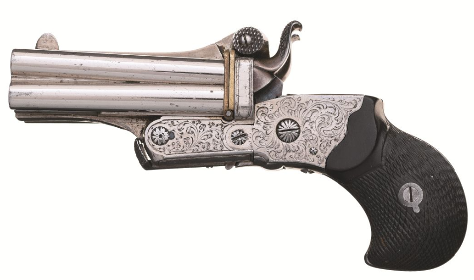 December 2020 Rock Island - 8 Barrel Duck Foot Pistol (2)