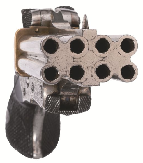 December 2020 Rock Island - 8 Barrel Duck Foot Pistol (4)