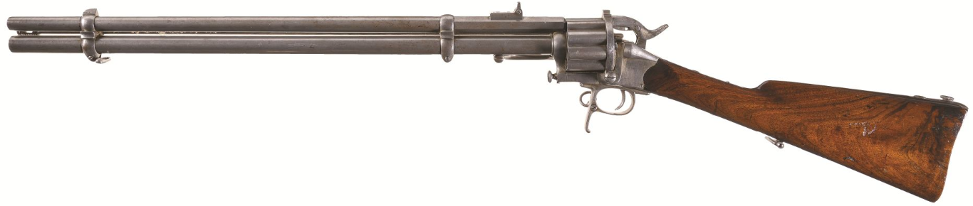 December 2020 Rock Island - LeMat Carbine (5)
