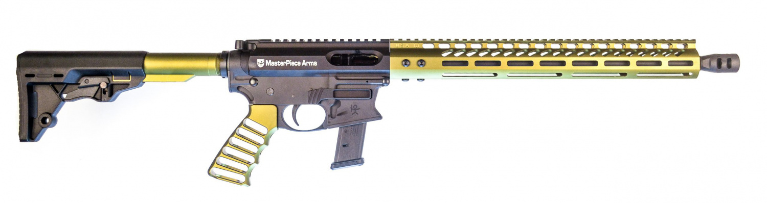 MasterPiece Arms Unveils the New MPA AR9 PCCThe Firearm Blog
