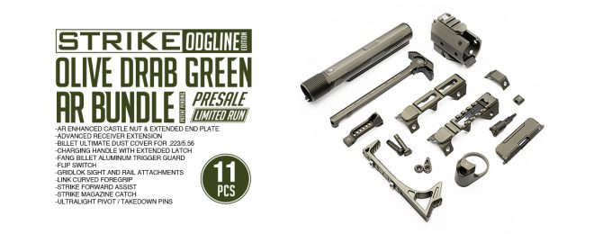 Strike O.D. Green AR Bundle