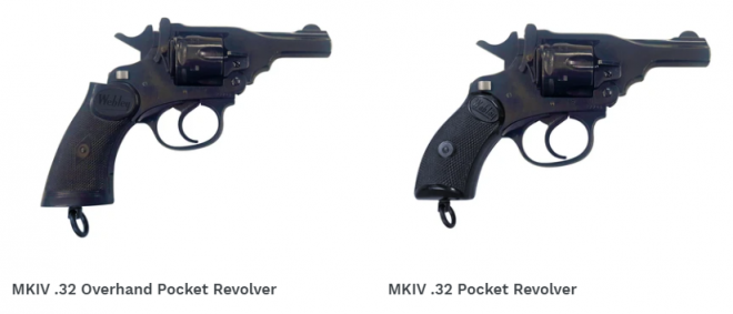 Webley & Scott Are Producing Firearms In India (Including a NEW MKIV)