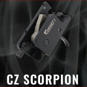 CZ Scorpion Trigger from Timney