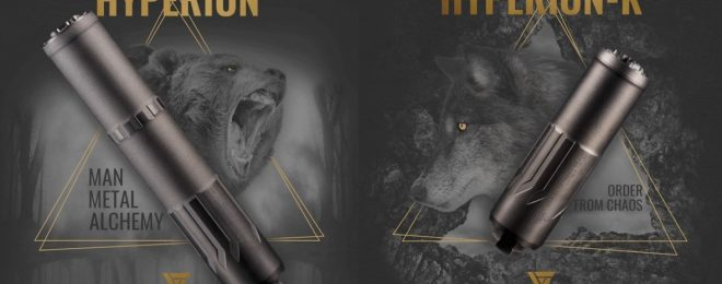 Meet the Hyperion and Hyperion K suppressors from CGS Group.