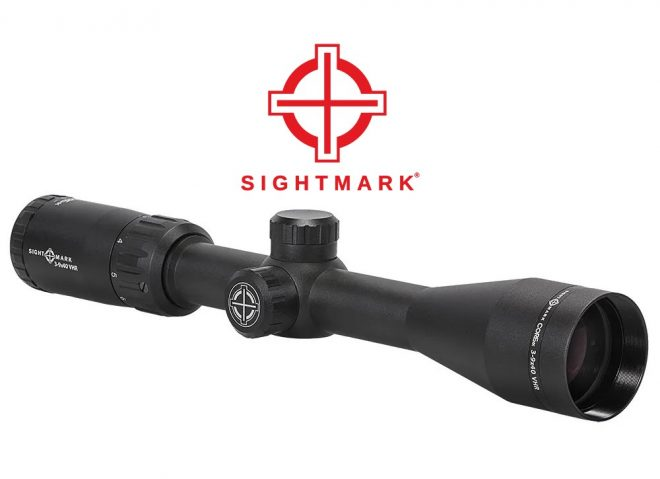 Sightmark has added a new riflescope to their lineup, intended for deer hunting.