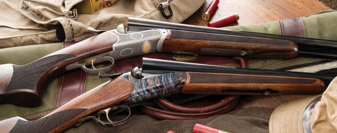 TriStar Releases New Bristol Side-by-Side Shotguns