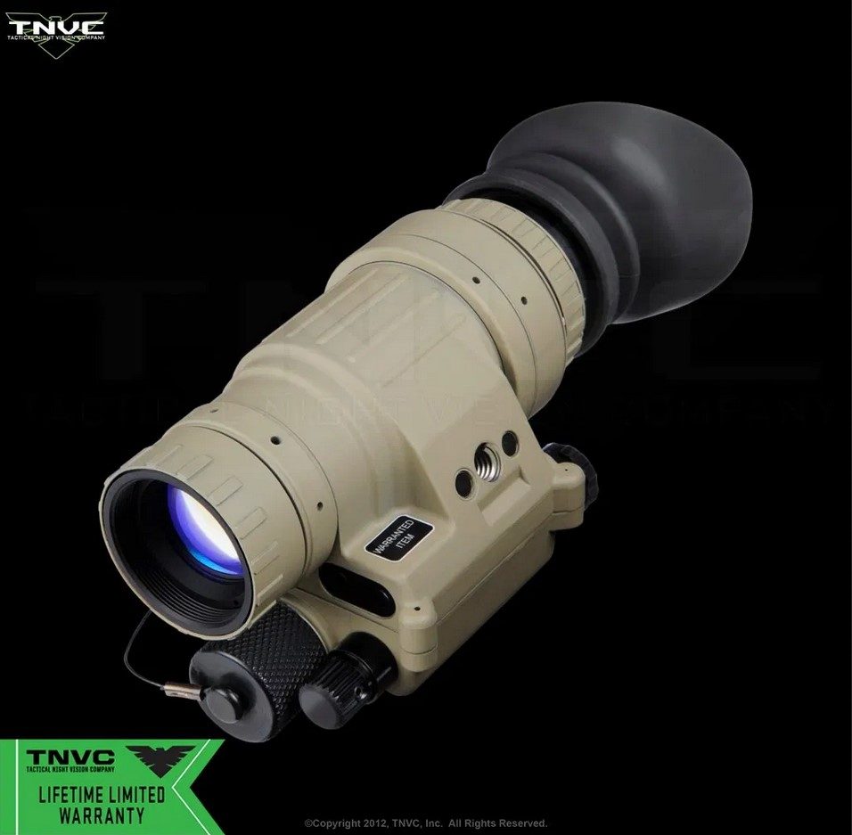 Participating in TNVC's vSHOTT could win you a PVS-14 monocular similar to this one!