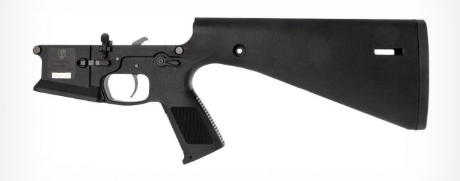 KE Arms KP-15 polymer lower