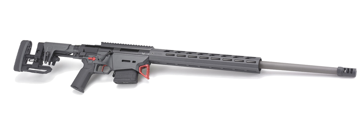 Ruger Custom Shop Introduces New Refreshed Ruger Precision Rifle