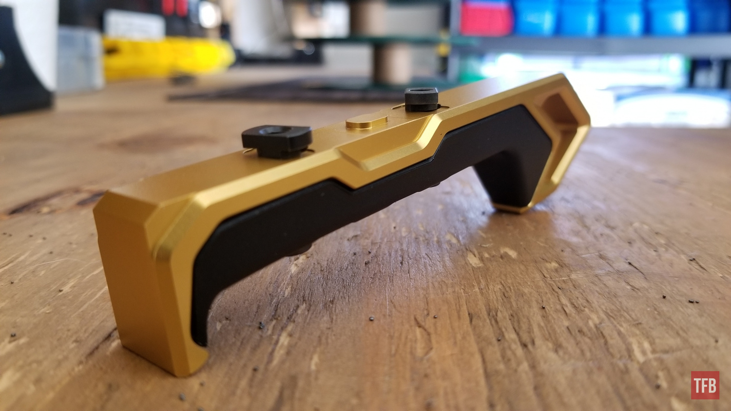 REVIEW: Tyrant Designs Concept One and MOD v2 Grip Upgrades