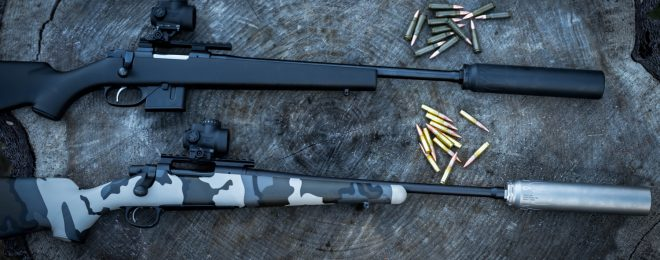 SILENCER SATURDAY #157: 300BLK Vs. 7.62x39 - The Dead Air Nomad LT