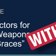 SAVING BRACE: ATF Rescinds Notice Of Weapons With Stabilizing Braces