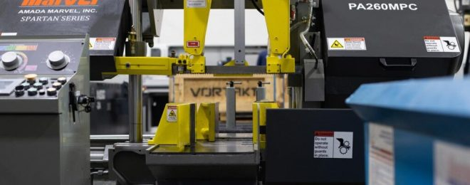 Vortakt Barrel Works and Automated Barrel Blank Manufacturing