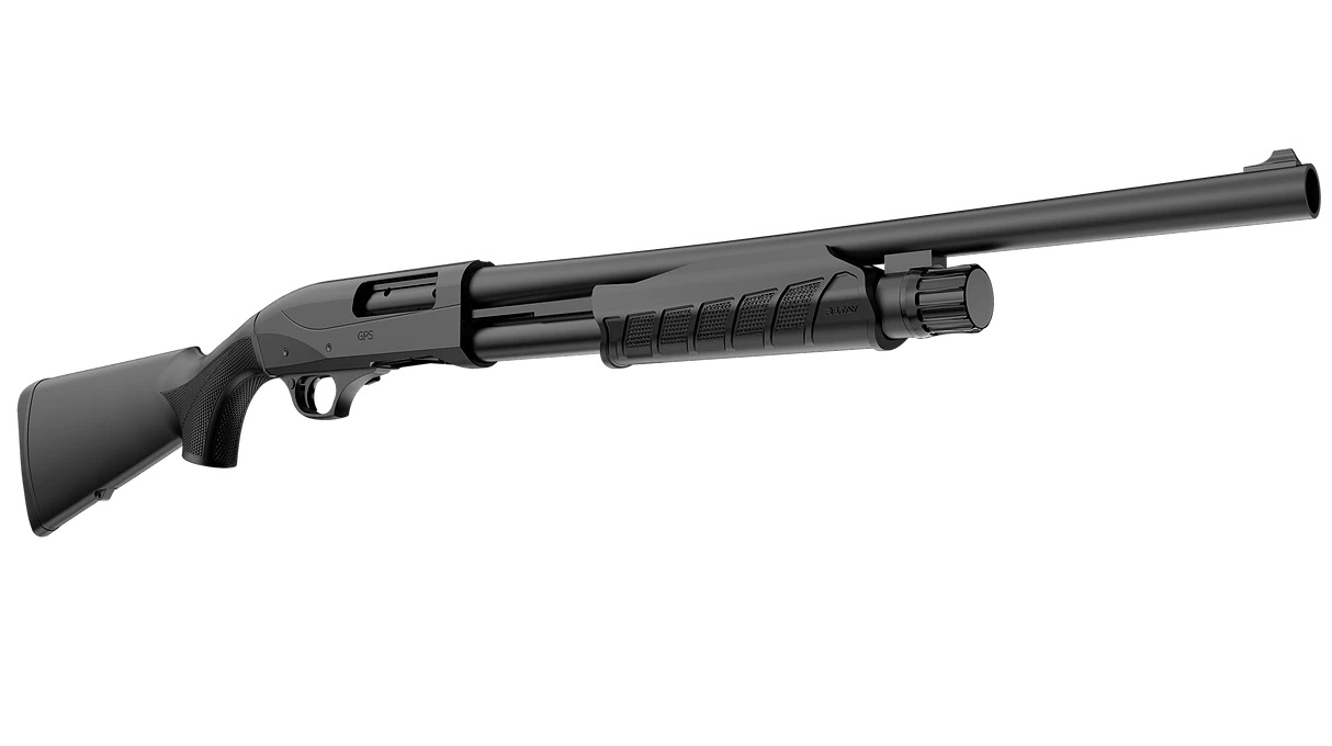 The New GPS (Geometric Pump System) Tactical Shotgun - Retay Arms