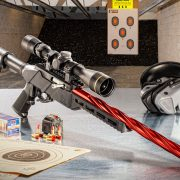 The R-22 Billet Aluminum 10/22 Chassis by Rival Arms